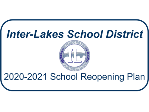 ILSD Reopening Plan button