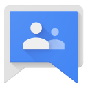 Google Groups button
