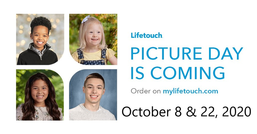MHS Picture Day October 8th & 22nd